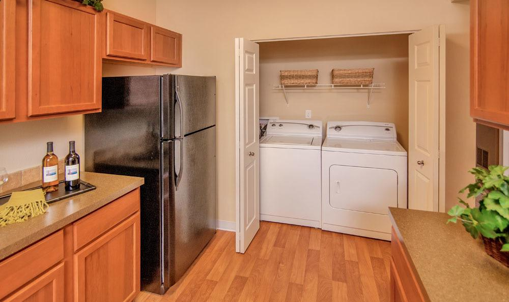 Enjoy a well-equipped kitchen at Selway Apartments in Meridian Idaho