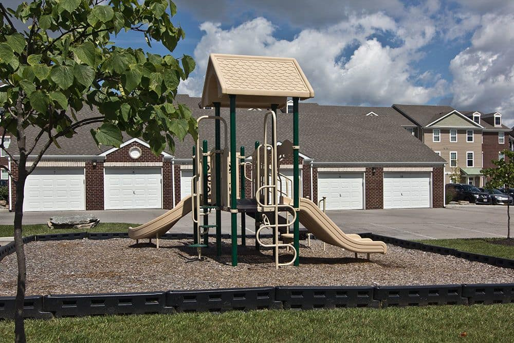 Playground at Overlook Apartments in Elsmere, KY