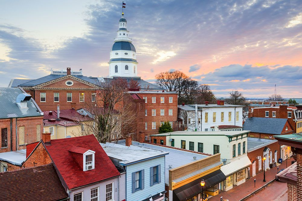 Admiral Oaks is located in the picturesque city of Annapolis