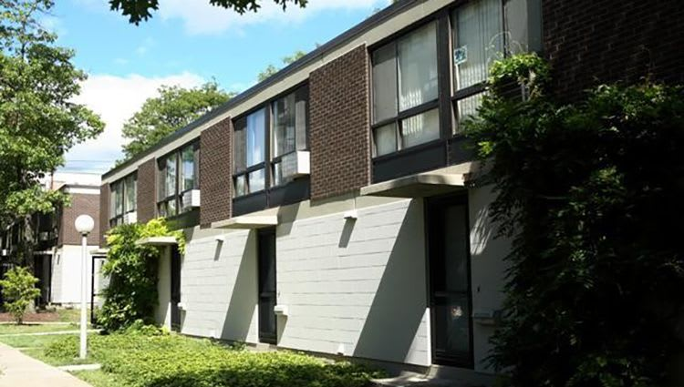 Apartment features at Fairview Apartments in Ithaca