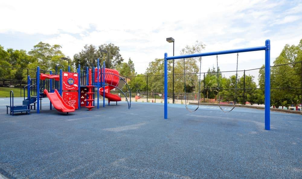 Playground at Presidio at Rancho Del Oro in Oceanside, California