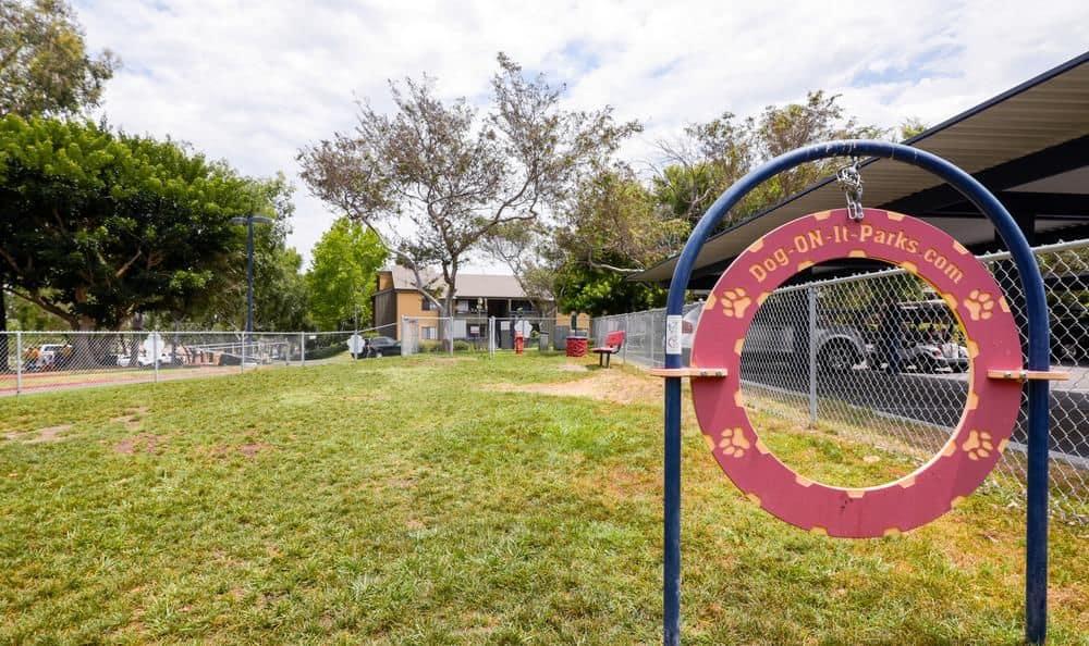 Presidio at Rancho Del Oro offers a dog park in Oceanside, California