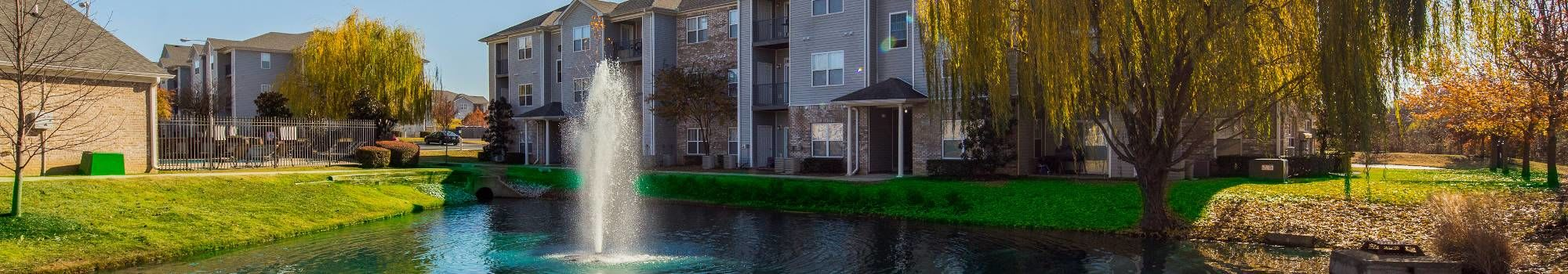 Crescent at Wolfchase offers a great neighborhood to its residents