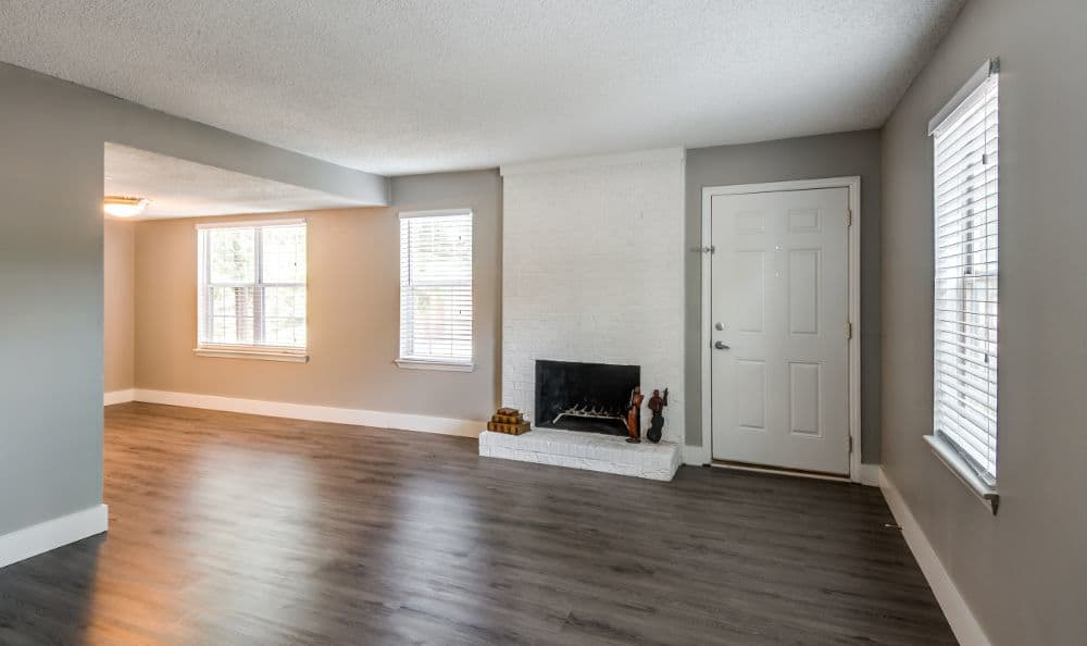 Beautiful apartments with hardwood floors in Raleigh, NC
