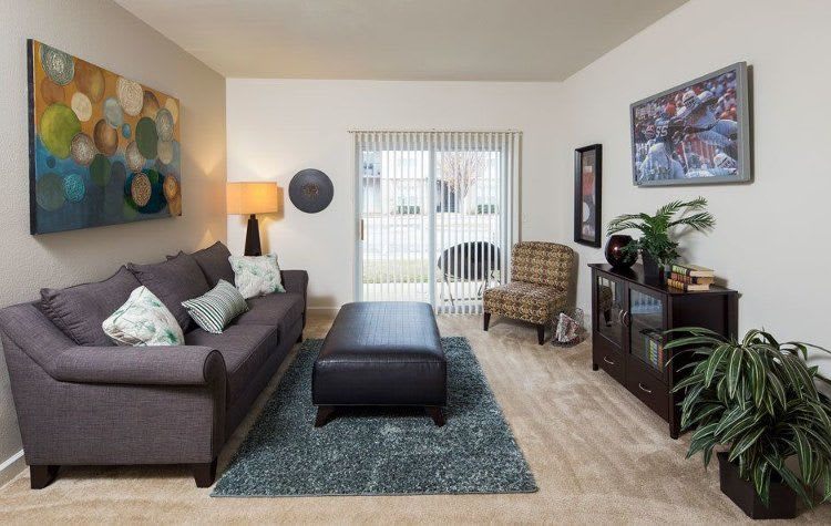 Ample living space at Crescent at Wolfchase