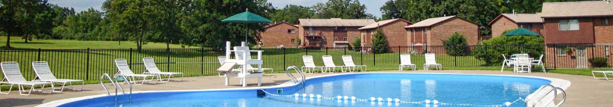 Great amenities at High Acres Apartments & Townhomes