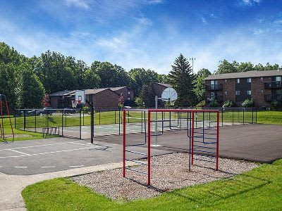 Playground at High Acres Apartments and Townhomes in Syracuse, NY