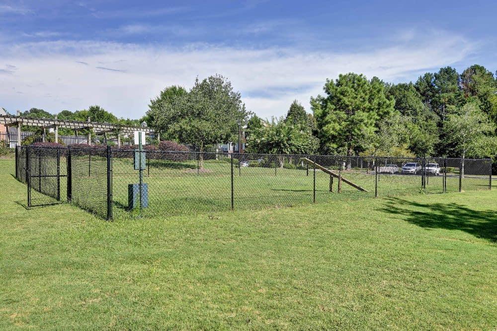The Park at Riverview dog park