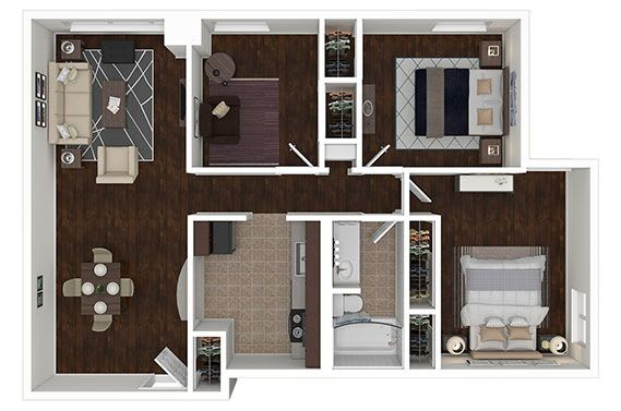1 Amp 2 Bedroom Apartments For Rent In Washington Dc
