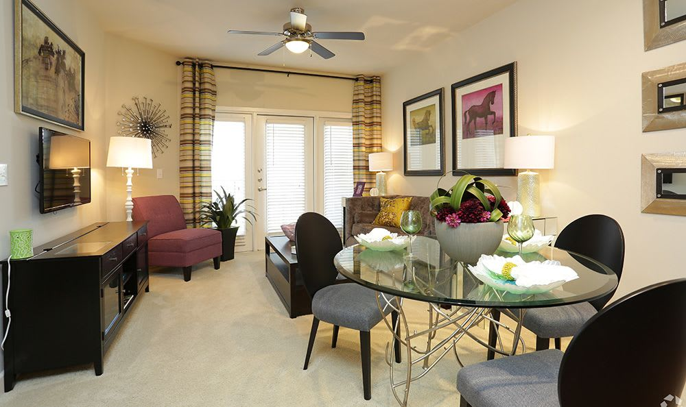 Many floor plan options at Addison Keller Springs in Addison