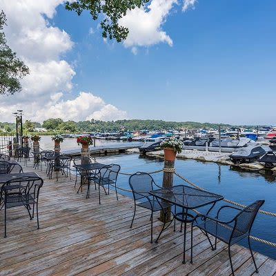 Southpoint Marina view in Webster, NY