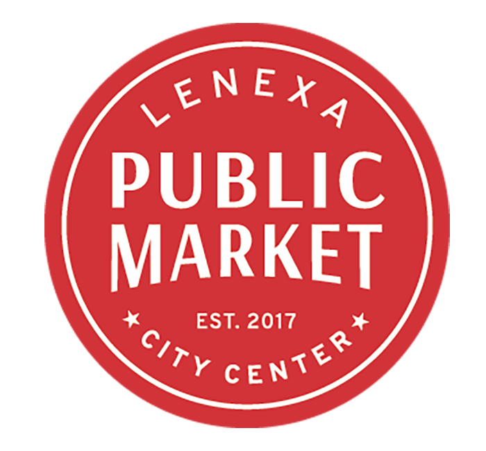 Logo for the new Lenexa Civic Center