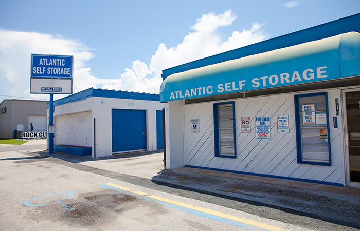 Learn more about our Atlantic Self Storage location at 310 Mayport Rd in Atlantic Beach, FL