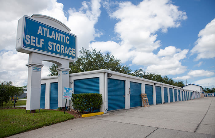 Learn more about our Atlantic Self Storage location at 6653 Powers Ave in Jacksonville, FL