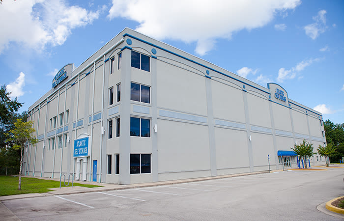Learn more about our Atlantic Self Storage location at 10811 San Jose Blvd in Jacksonville, FL