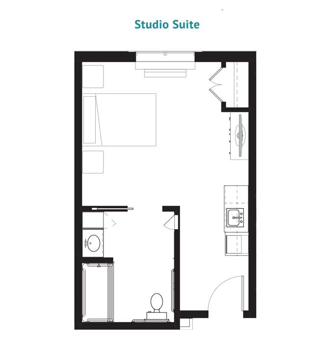 Senior Living Floor Plans | Whisper Woods at Smithtown