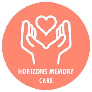 Memory care custom graphic