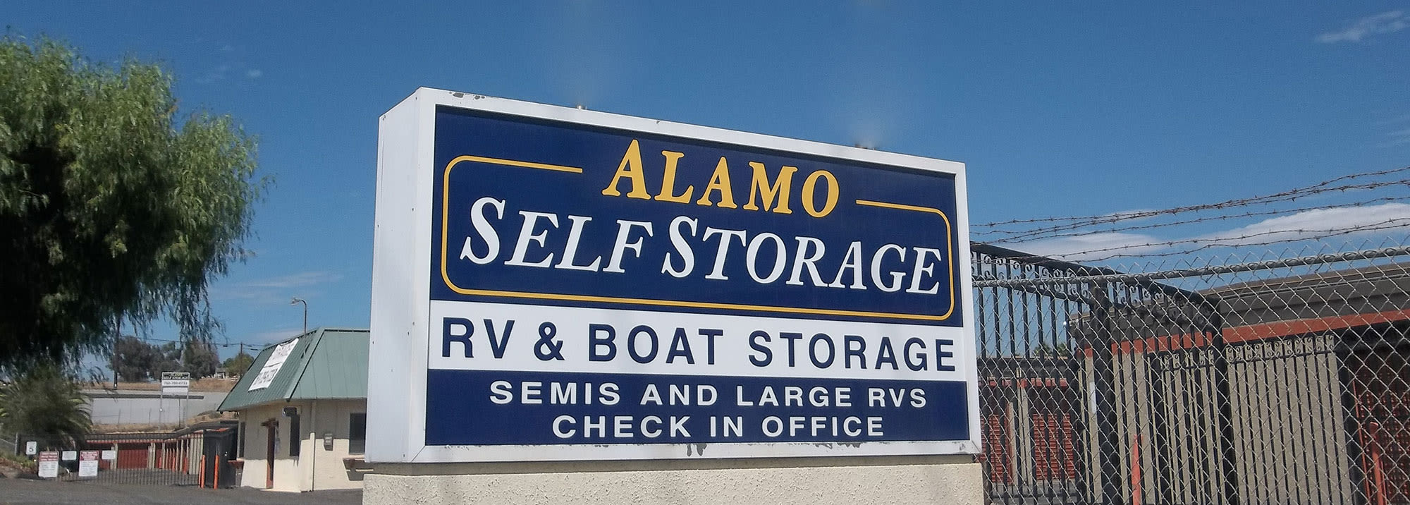Self storage in Ramona CA
