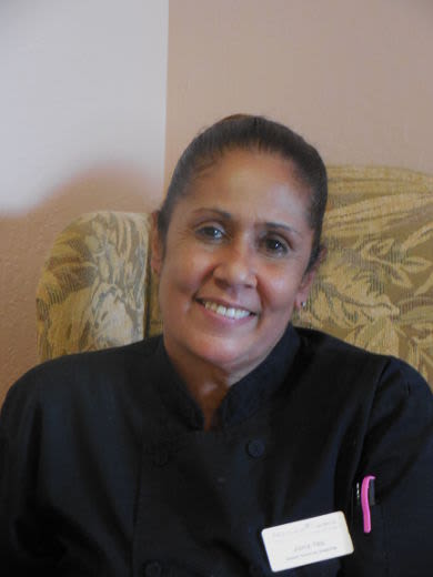 Joyce Tril - Dining Services Director