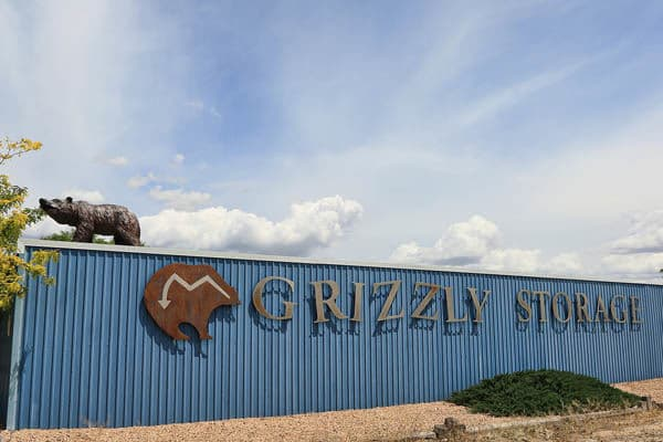 Features at Grizzly Storage