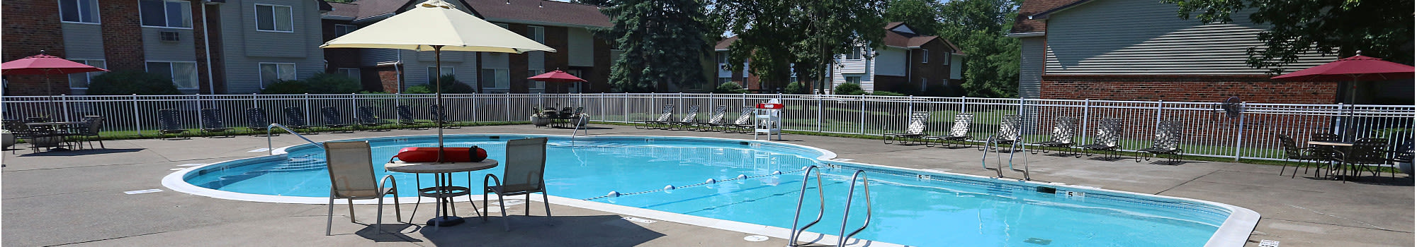 Great amenities at Highview Manor Apartments