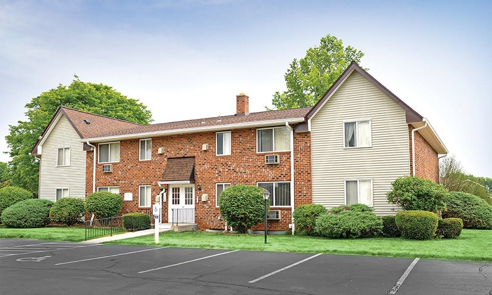 Welcome to your Highview Manor Apartments home in Fairport, NY