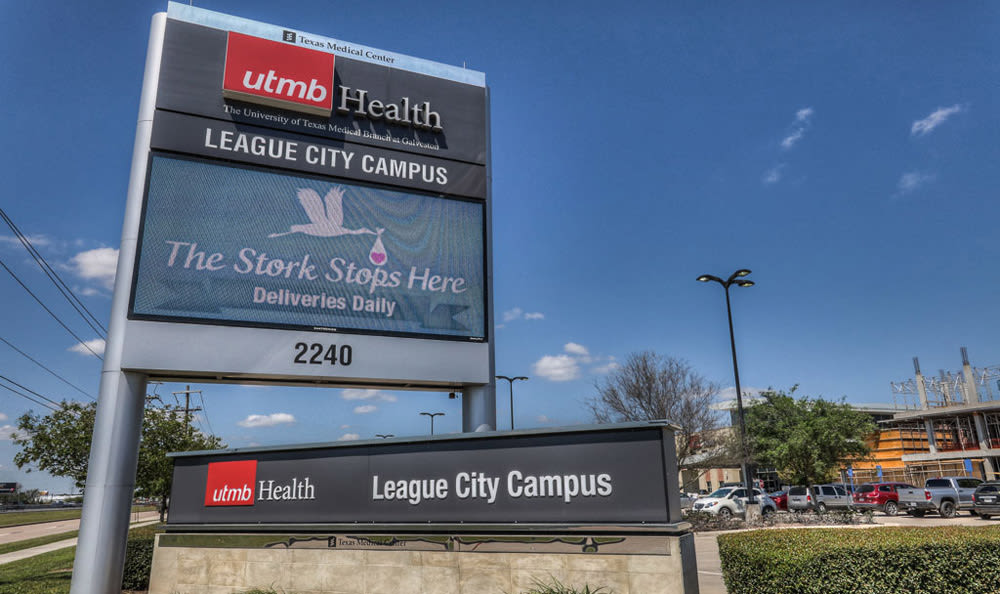 UTMB League City Campus League City, Texas