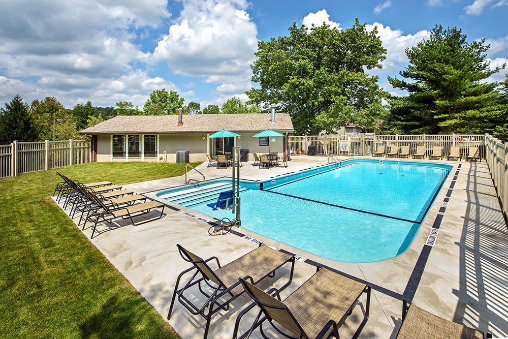 apartment for rent with pool in Pittsburgh PA