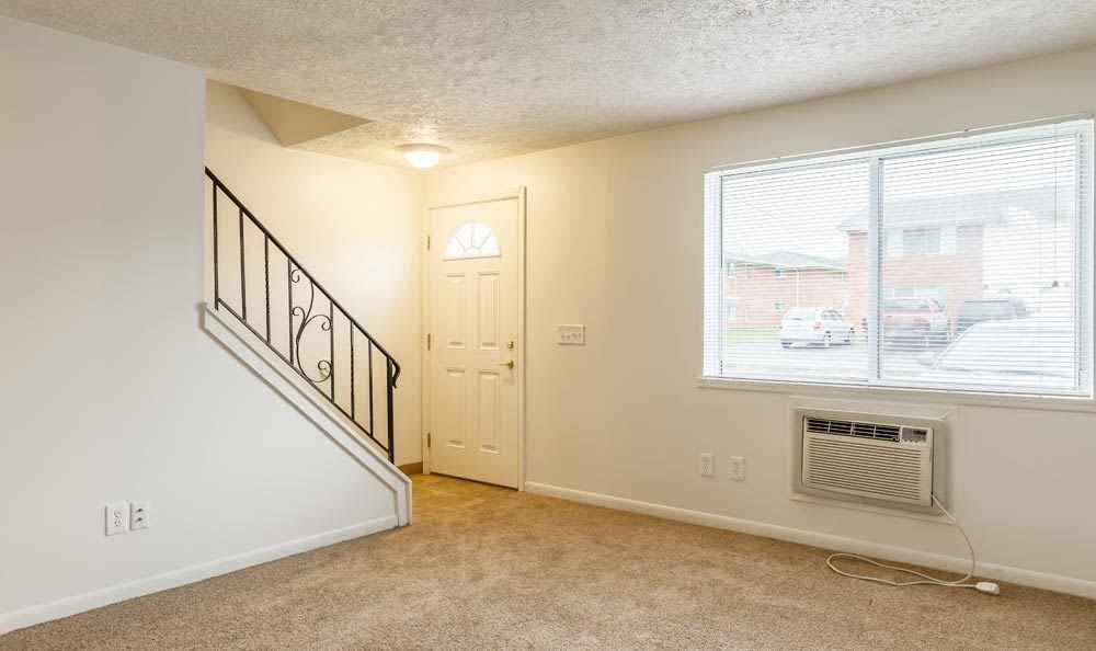 Ample living space at Brockport Crossings Apartments & Townhomes in Brockport