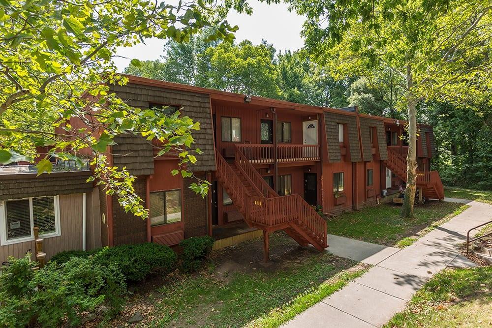 Gorgeous apartments at Brockport Landing