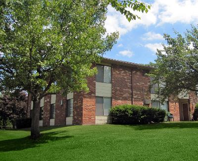 Luxury apartments at Crossroads Apartments in Spencerport