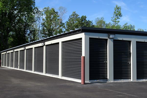 Luxury features for the self storage facility in Grand Forks