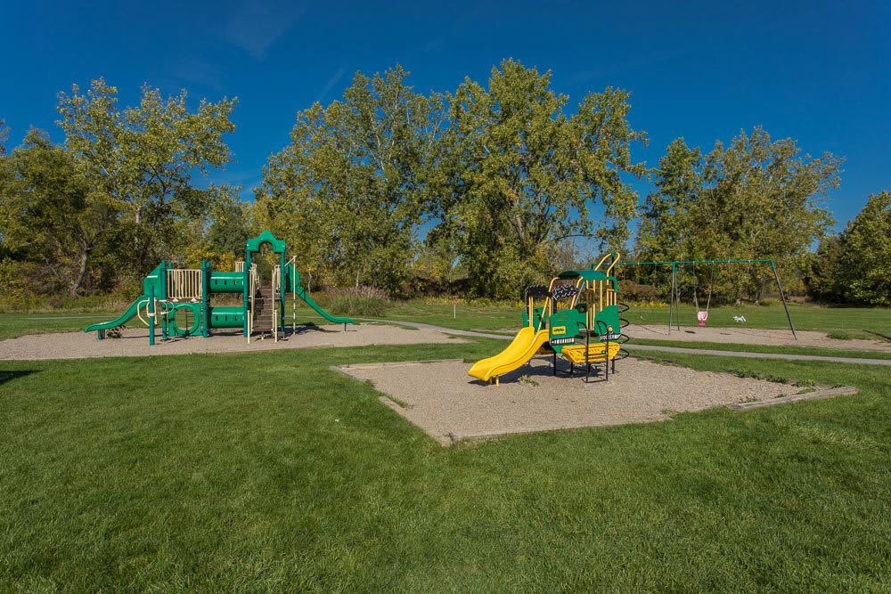 Playground at Idylwood Resort Apartments in Cheektowaga, New York