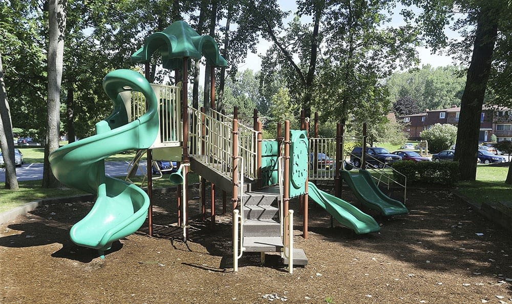 Playground at Paradise Lane Apartments in Tonawanda, NY