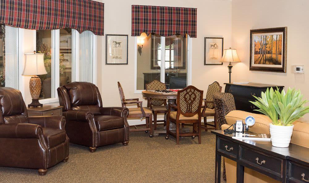 Cardinal Court Alzheimer's Special Care Center Interior decoration