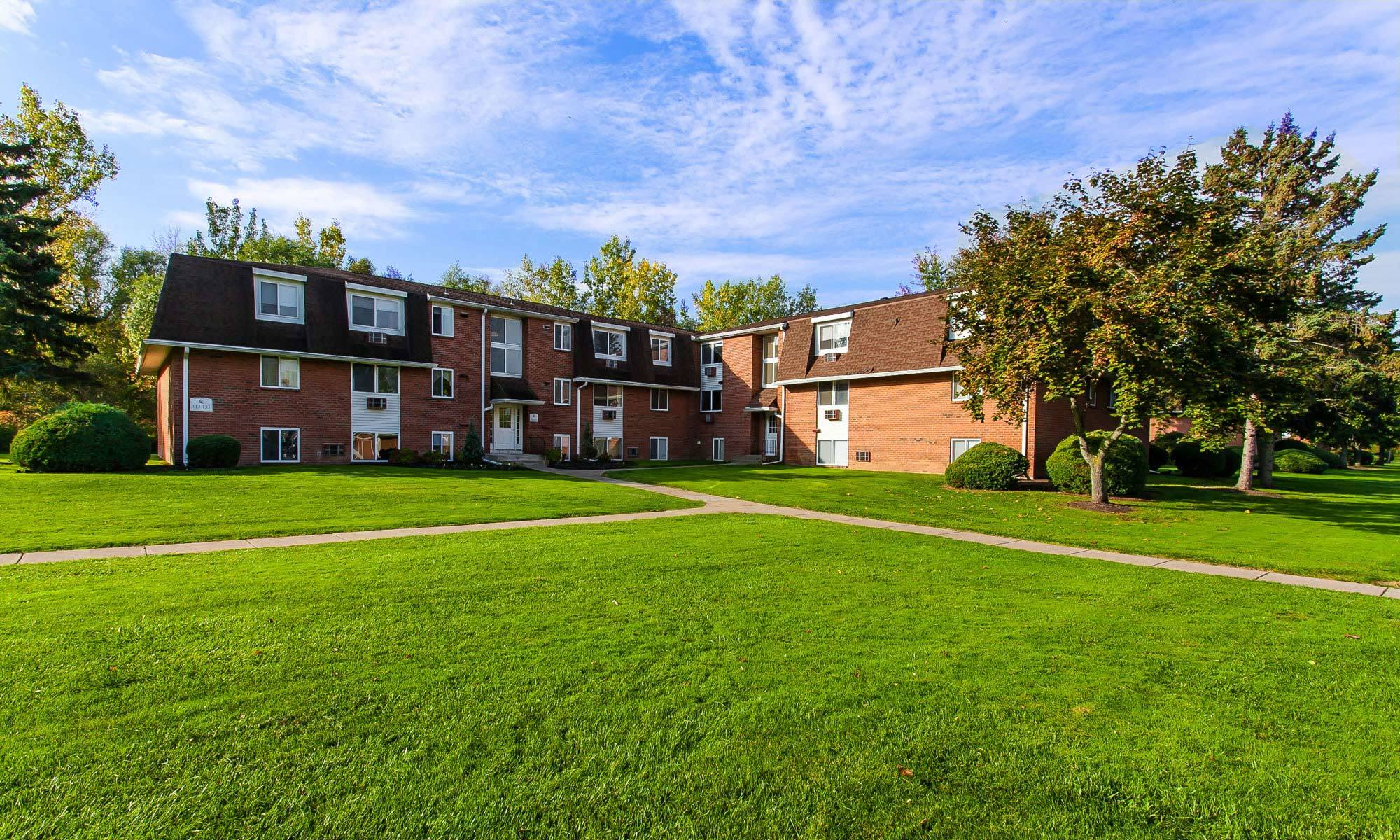 Apartments in Brockport, New York