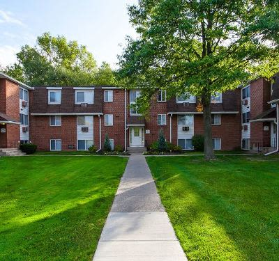 Luxury apartments at Willowbrooke Apartments and Townhomes in Brockport