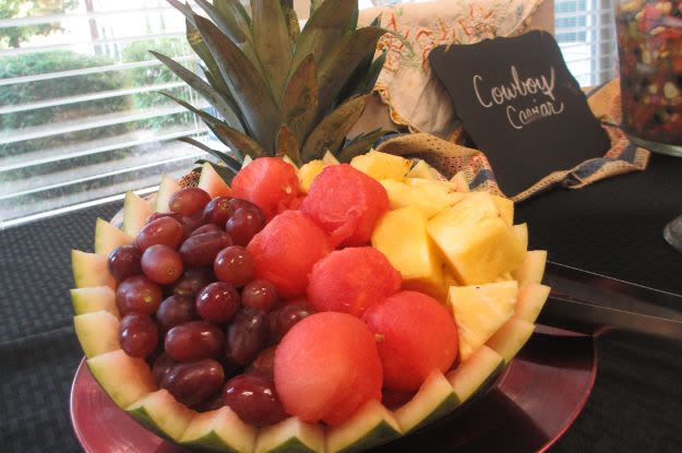 Fresh fruits at The Vistas Assisted Living and Memory Care