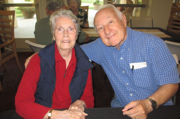 Family activities at The Vistas Assisted Living and Memory Care