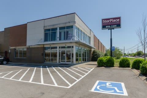 Parking At StorPlace of Barfield In Murfreesboro TN
