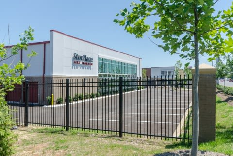 Gates exterior security At StorPlace of Barfield In Murfreesboro TN