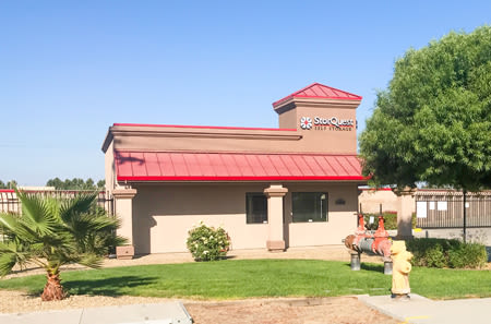 Office at StorQuest Self Storage in Ripon, CA