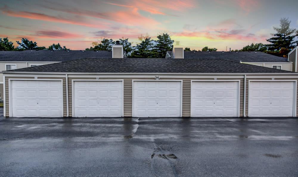Garages at Chatham Hills Apartments