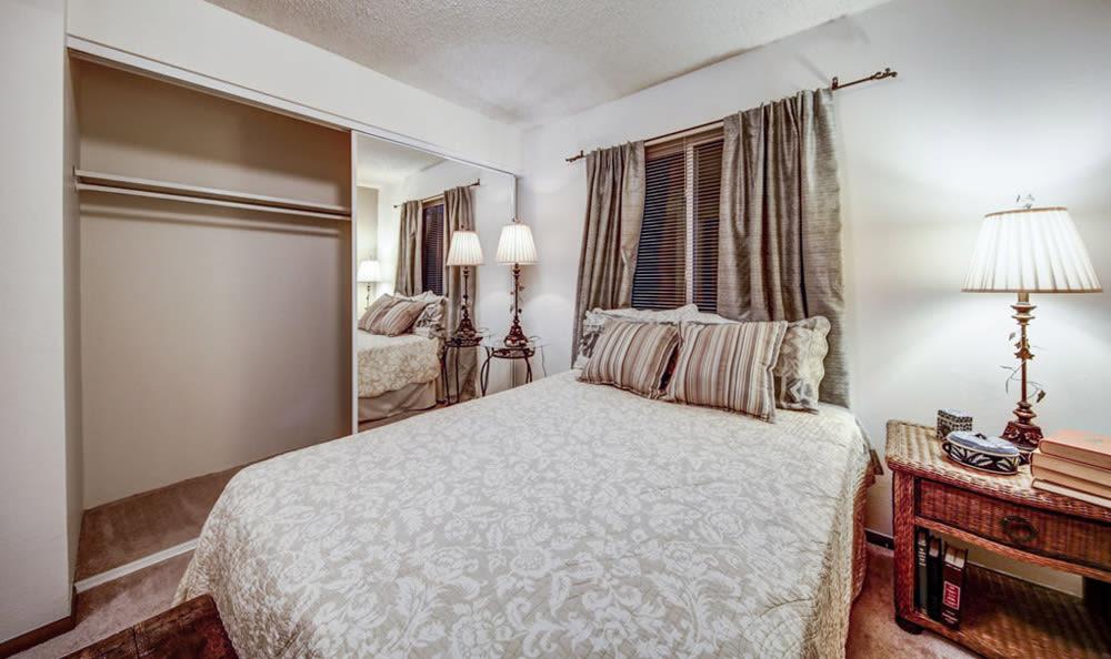 Bedroom at Chatham Hills Apartments