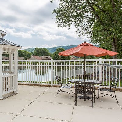 Call Emerald Springs Apartments your home in Painted Post, NY