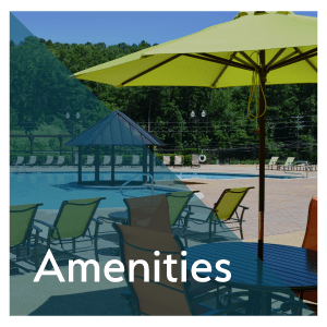 View our amenities at The Abbey at Regent's Walk in Homewood
