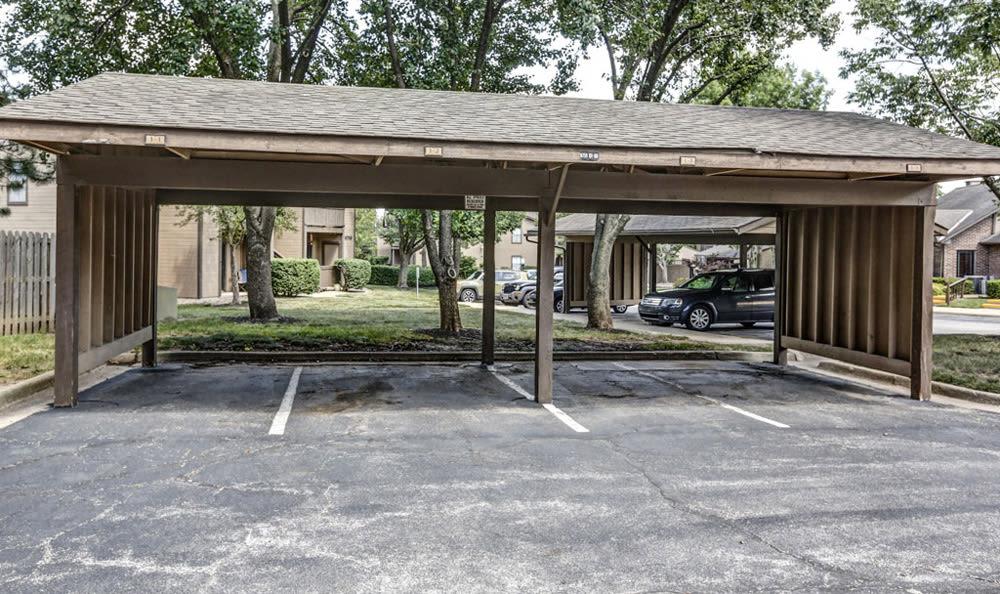 Carports at Springhill Apartments