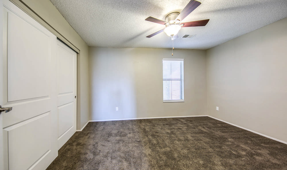 Bedroom at Springhill Apartments