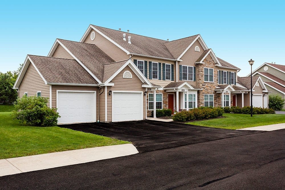 Townhomes for rent at Villas of Victor and Regency Townhomes in Victor, NY