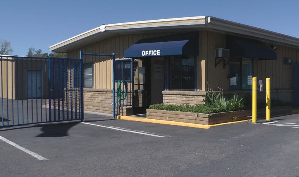Our office for all your self storage needs in Sonora